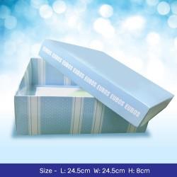 Eubos  Big Gift Box_Baby Blue