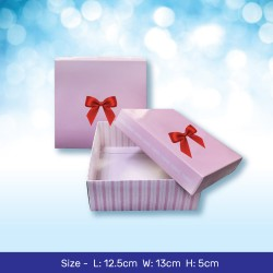 EUBOS Small Gift Box_ Baby Pink