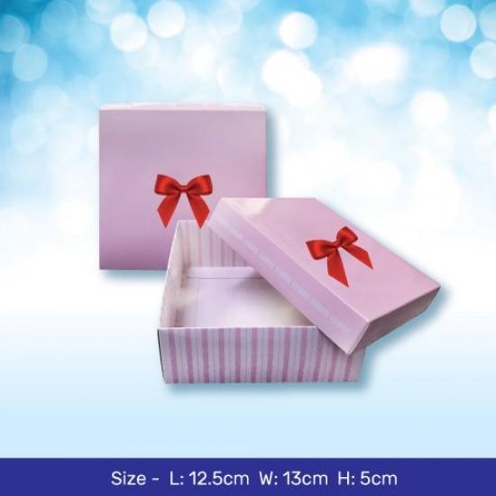 EUBOS Small Gift Box_ Baby Pink