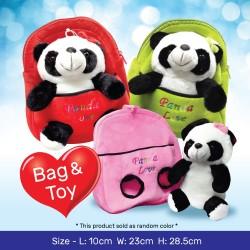 Panda Baby Bag