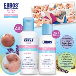 EUBOS BABY SKIN CARE- CLEAN & PROTECT (2 in 1 bundle)