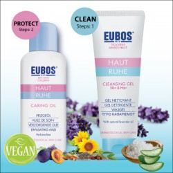 EUBOS Haut Ruhe Clean&Protect Promo Pack