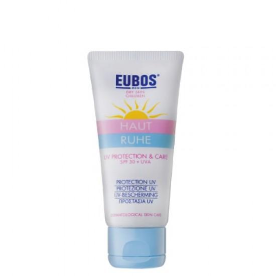 EUBOS HR UV PROTECTION & CARE SPF 30 + UVA