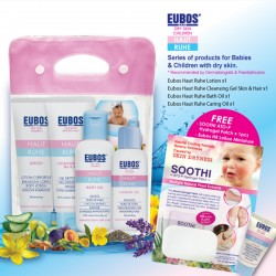 EUBOS BABY SKIN CARE  (Gift Set 4 in 1)