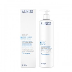 EUBOS LIQ WASHING EMUL Pump 400ml - BLUE