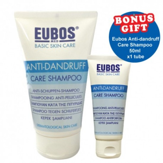 EUBOS ANTI-DANDRUFF CARE SHAMPOO 150ML