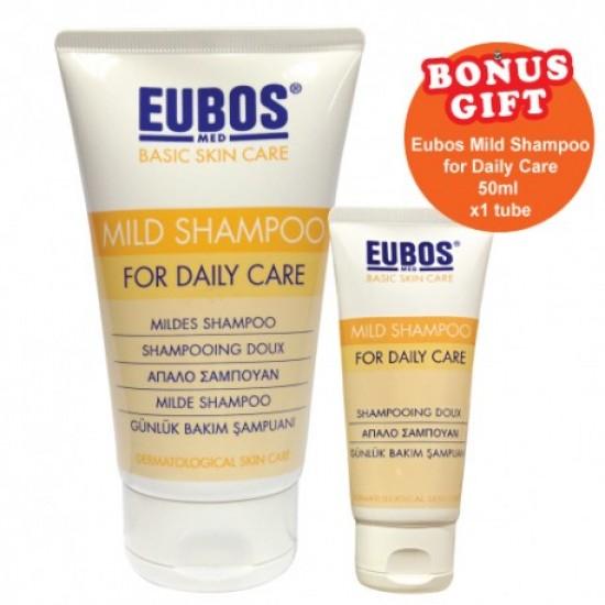 EUBOS MILD SHAMPOO 150ML