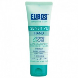 EUBOS SENSITIVE HAND REPAIR & CARE 75ML