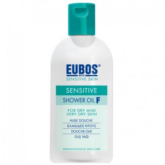 EUBOS SHOWER OIL-F (STEP-1) 200ML