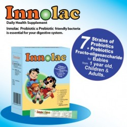 INNOLAC PROBIOTICS POWDER  30 sachets/Box