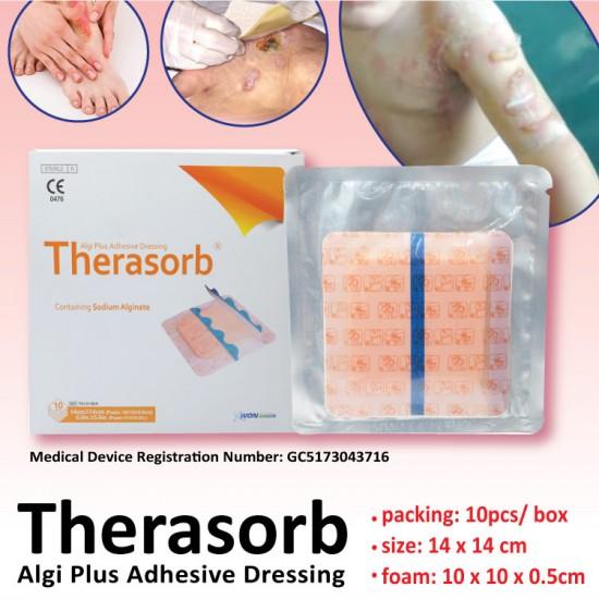 Therasorb – Algi  Plus  Adhesive (14 x14 x 0.5 cm)