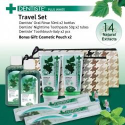 DENTISTE' Oral Care Travel Kit_2 Sets