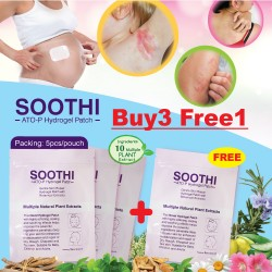 SOOTHI_ATO-P Hydrogel Patch (BUY 3 FREE 1)